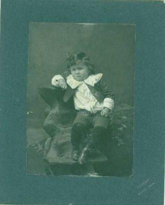 Unknown Little Boy