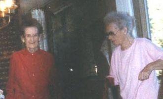 Connie Tasker D'Albert & Ethel Tasker Allen