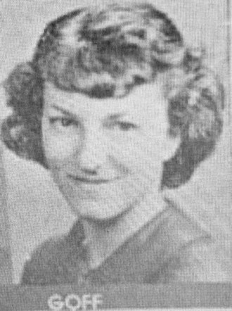 A photo of Gloria Lewis (Goff) Wyatt