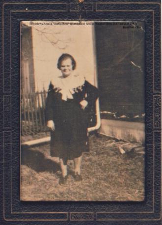 Bertha Sositko