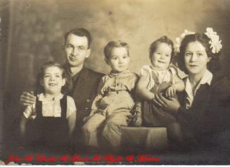 John Jeffrey Family
