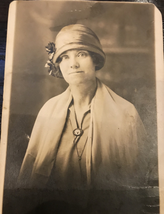 Davis Family: My Great Grandmothers mother