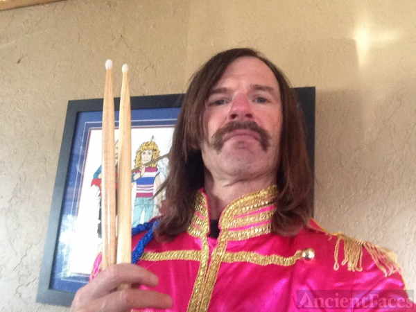 Keith Jones as Ringo