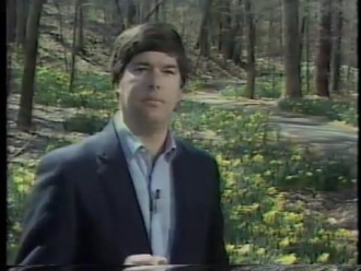 Dennis Smith talks about the elements of Hail, Lightning & Flooding (1987)