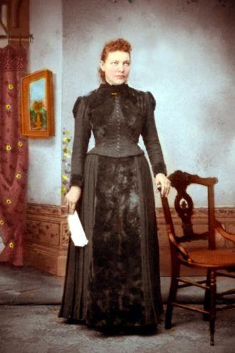 Ida Brenner Harbeson