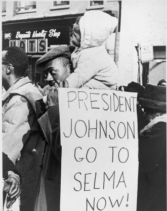 Selma Protest 1965