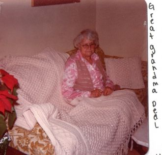 Mabel Ray Deel, Indiana