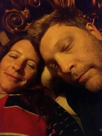 Steven Morgan and Heather Auler