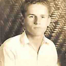 Marc William Johnson b. May 21, 1912 My Dad as a very young man, adolescent I'd say, maybe college age.