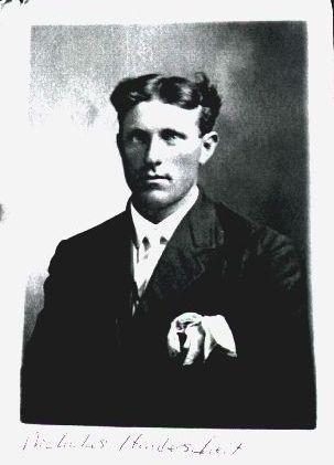 A photo of Nick Hinderscheit
