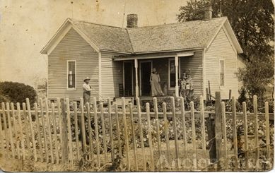 Great Grandmother's House
