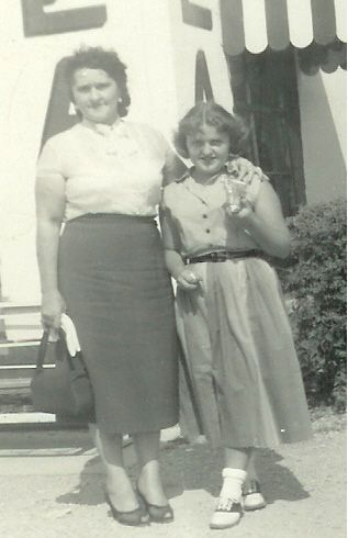 Alice Christine {Dyer}Bowman, Pritt & Ann Wright