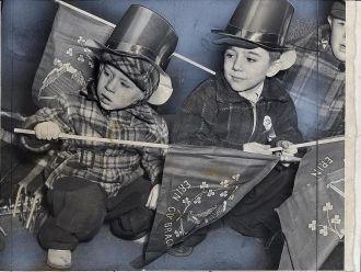 Lawrence & Thomas Gannon, 1951