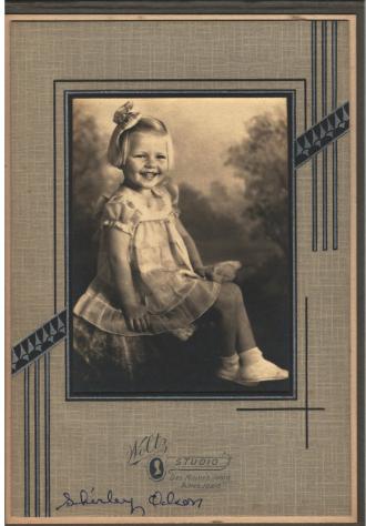A photo of Shirley Olson