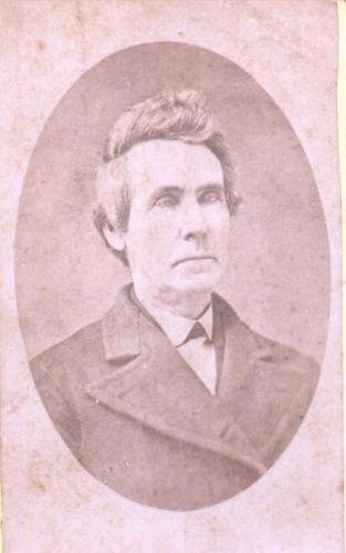 George Rutledge, 1861