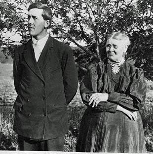 John Fulton & Martha Hughart Fulton; Indiana