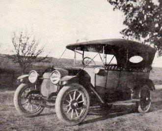 Maxwell - Briscoe Automobile