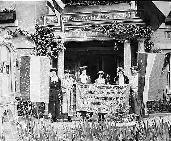 Suffragettes, 6/2/20