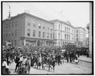 Emancipation Day, Richmond, Va.