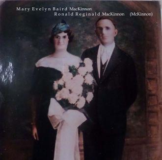 Ronald & Mary (Baird) Mckinnon