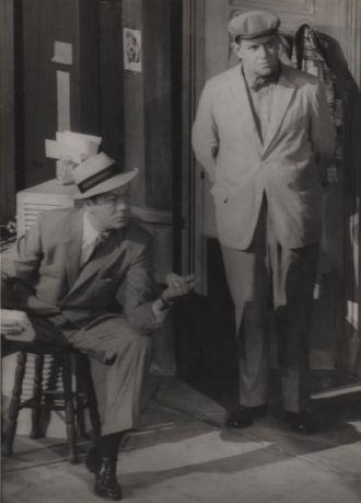 Dort W Clark and Jack Weston