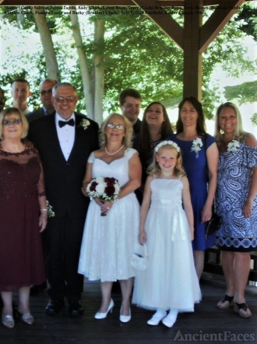 Rupe wedding, 2018