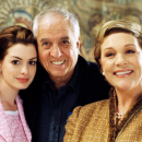 Garry Marshall,  Ann Hathaway, Julie Andrews