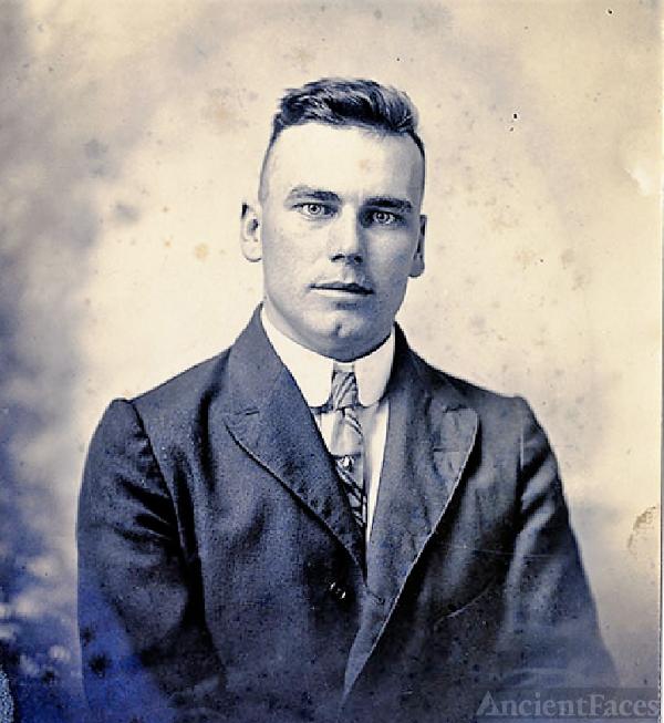 Pvt. Ernest E. Goldsby