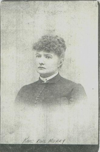 Kate King Murray, 1890