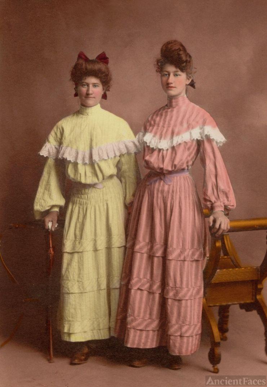 Flora & Blanche