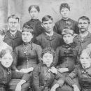 John, Joseph, Pearl, Myron, Clara & George Fulton; Indiana