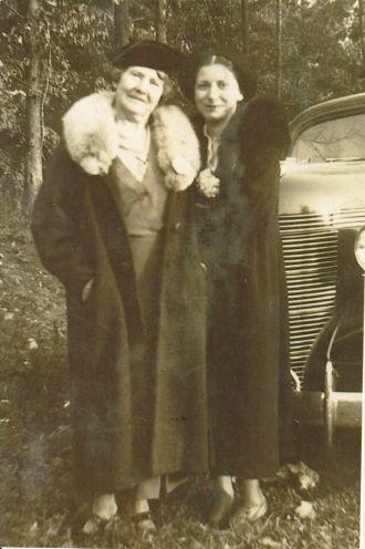 Ethel Martin with Julia Martin?