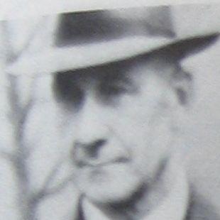 A photo of William Merch Schrecengost