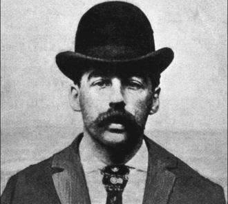 Dr. Henry Howard Holmes Mugshot