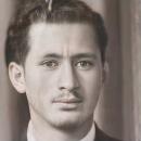 Peter on 1 September 1954
