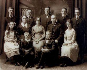 Denis & Marie-Louise Boisvert Family