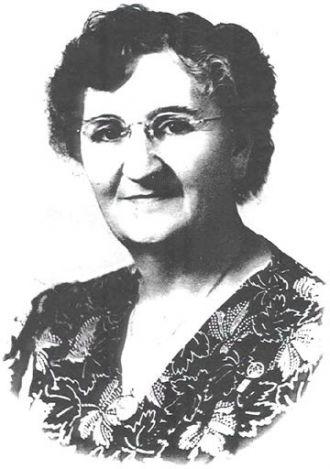 Jennie Eliza (Law) Yarger, Michigan