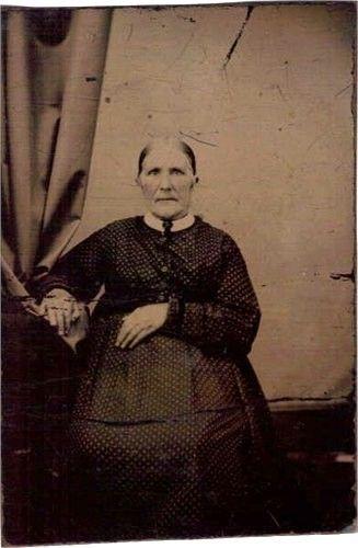 Mary Savage Denver (1816-1880+/-)