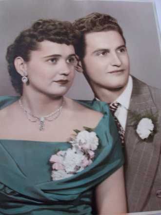 AnnMarie and Steve Soresso, 1949
