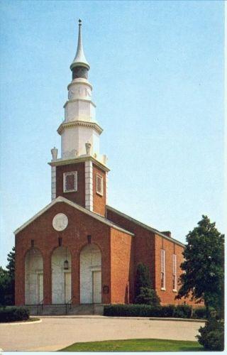USCG Memorial Chapel