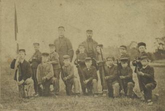Unknown War Boys