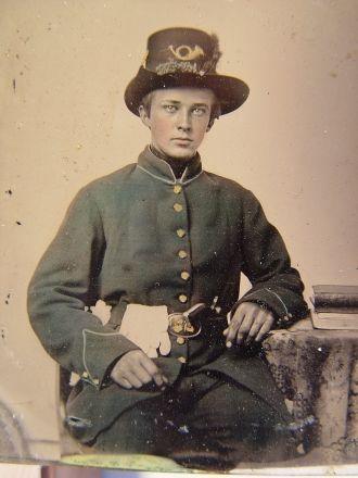 Lodwick D. Underwood, Vermont 1862