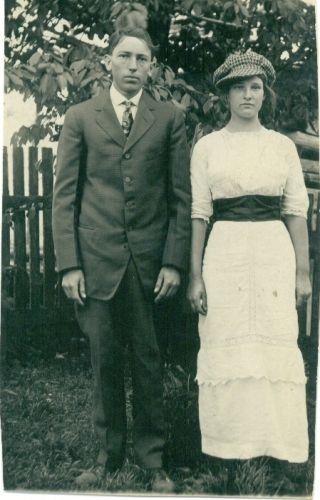 James & Etta Forest (Richmond) Redden, WV