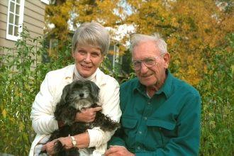 Clifford and Anita Sears