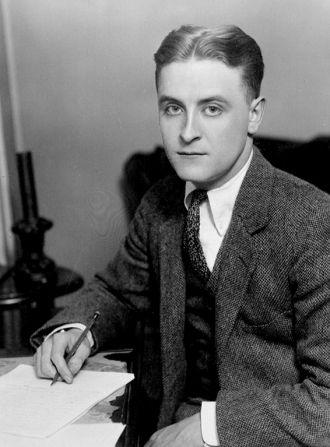 A photo of Francis Scott Key Fitzgerald