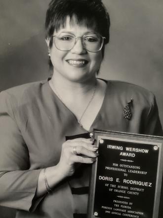 Doris P Rodriguez