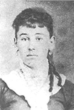 A photo of Julia Motsch