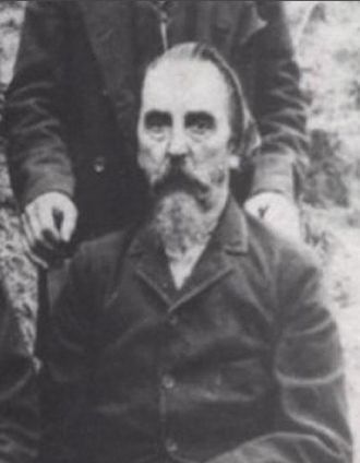 Great-Great Grandfather Michael L. WARDELL