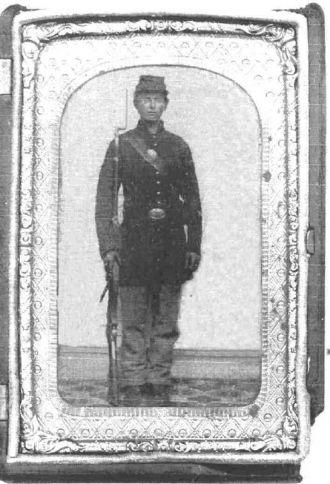 George Aldrich - Civil War