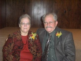 Elaine (Menges) Borchardt & Marvin Borchardt